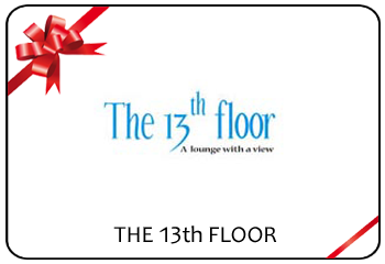 The 13th Floor Lounge Gift Voucher