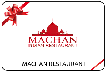 Machan Gift Voucher