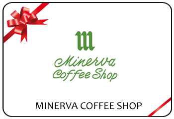 Minerva Coffee Shop Gift Voucher