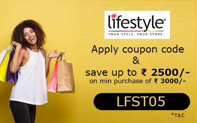 Grab the Discounts on LIFESTYLE