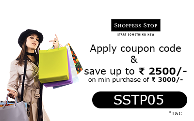 Grab the Discounts on SHOPPERS STOP